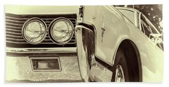 Lincoln Continental Bath Towel