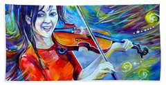 Lindsey Stirling Magic Bath Towel