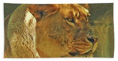 Lioness 2012 Bath Towel
