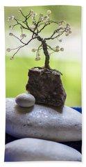 Bath Towel featuring the photograph Little Pearl Tree by Sotiris Filippou