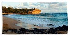 Local Surf Spot Kauai Bath Towel