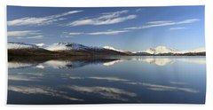 Loch Lomond Reflection Hand Towel