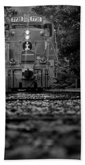 Locomotive 7738 Bath Towel