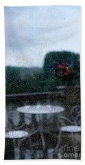 Loire Valley View Hand Towel by Madeline Ellis