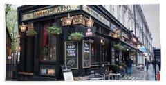 London Pub Hand Towel