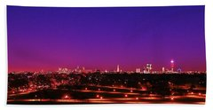 London View 1 Bath Towel