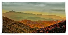 Lost In Time Hand Towel by Wallaroo Images