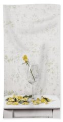 Lost Petals Hand Towel