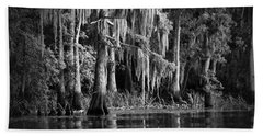 Louisiana Bayou Hand Towel