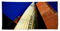 Louisville Slugger Bat Factory Museum Bath Towel