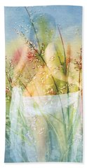 Love Me In The Misty Dawn Hand Towel