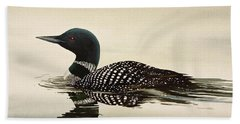 Loveliest Of Nature Hand Towel by James Williamson