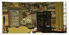 Lovely Room At Winterthur Gardens Hand Towel