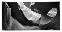 Lower Antelope Canyon  Hand Towel