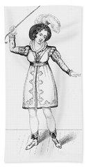 Lucia Elizabeth Mathews (1797-1856) Hand Towel