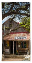 Luckenbach Post Office Hand Towel