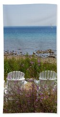 Mackinac View Hand Towel