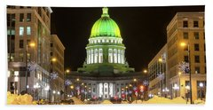 Madison Capitol Bath Towel