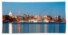 Madison Skyline Bath Towel