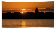 Madison Sunset Bath Towel