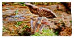 Magic Mushroom-5 Bath Towel