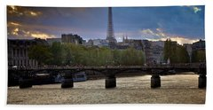 Magic Paris Bath Towel