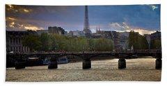 Magic Paris Hand Towel