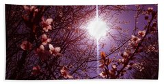 Bath Towel featuring the photograph Magical Blossoms by Vicki Spindler