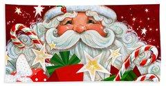 Magical Santa Hand Towel