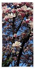 Magnolias Bath Towel