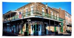Maison Bourbon - New Orleans Bath Towel