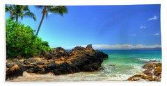 Makena Secret Cove Paako Beach Bath Towel