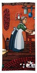 Making Tortillas Hand Towel