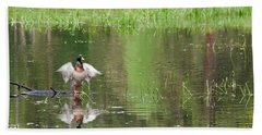 Mallard Bath Towel