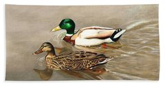 Mallards Bath Towel