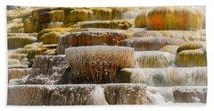 Mammoth Springs Bath Towel