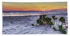 Mangrove On The Beach Hand Towel