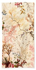 Marble End Paper  Hand Towel
