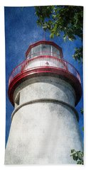 Marblehead Lighthouse 2 Hand Towel