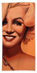 Marilyn Monroe 5 Hand Towel