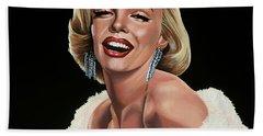 Marilyn Monroe Hand Towel