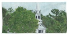 Martha Mary Chapel Hand Towel