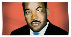 Martin Luther King Jr. Hand Towel