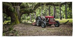 Massey Ferguson - Live Oak Bath Towel