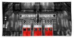 Massey Hall 1 Hand Towel