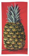 Maui Pineapple 2 Hand Towel