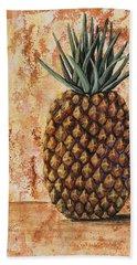 Maui Pineapple Bath Towel