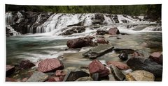 Mcdonald Creek Hand Towel