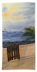 Mediterranean Bbmb0001 Bath Towel by Brenda Brown