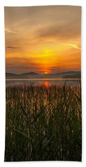 Peace Of Mind Bath Towel by Rose-Maries Pictures